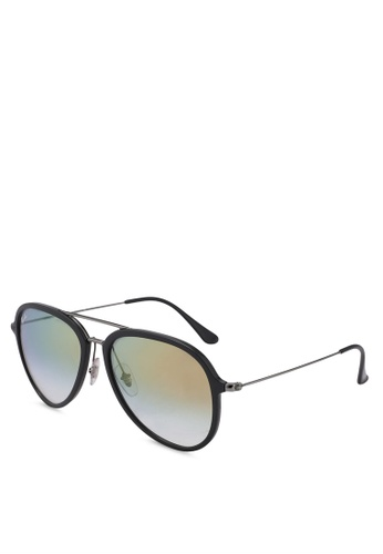 Ray-Ban grey RB4298 Sunglasses 30A64GL9526230GS_1