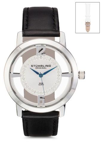 Winchester Tiara 鏤空閃鑽手錶, 錶類, 飾品配京站 esprit件