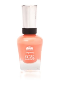 Complete Salon Manicure - Peach of Cake