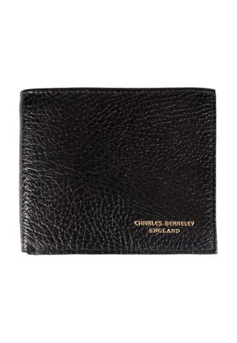 Charles Berkeley black Charles Berkeley Bi-Fold  Men's Wallet -XY1846-1 27591AC37FDE90GS_1