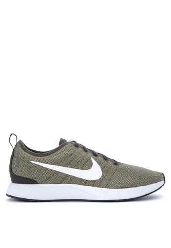 Nike brown Men's Dualtone Racer Shoes NI126SH0KPW4PH_1