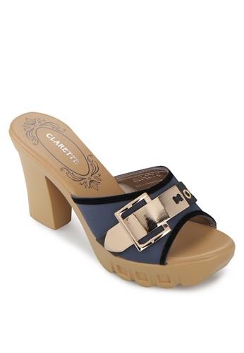 CLARETTE Shoes Pine Beauty Heels