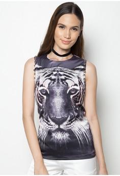 Tiger Print Set