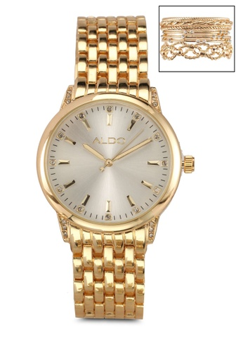 ALDO gold Mouldin Watch 13167AC42B0B5DGS_1