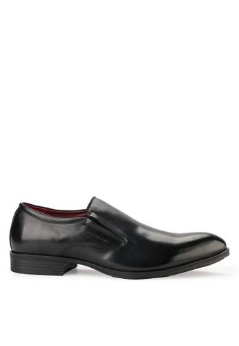 Obermain black Alan Henry - Slip On 820DCSH6CE43AEGS_1