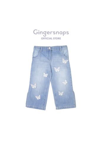 Gingersnaps blue Kokeshi Land Pants Lt Blue E99BEKAD810E5CGS_1