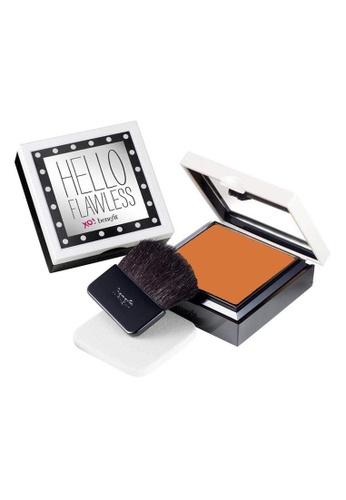Benefit beige Hello Flawless! Powder Foundation - Nutmeg BE433BE0FLRBSG_1