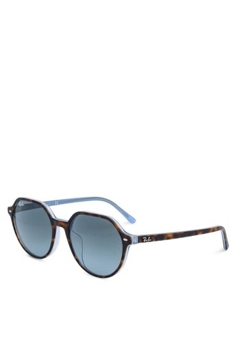 Ray-Ban blue Acetate Sunglass 25D62GLE99C233GS_1
