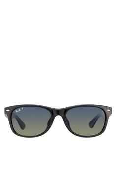 New Wayfarer (F) Polarized Sunglasses