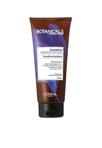 L'Oréal Paris Botanicals Camelina Smooth Ritual Conditioner 200ml 7425ABEB012CF3GS_1