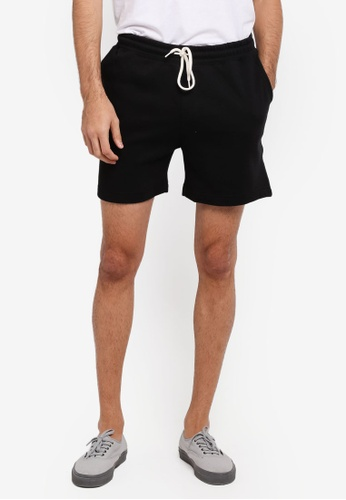 Cotton On black Volley Jogger Shorts CO372AA0SSANMY_1