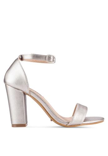 Billini silver Aurella Heels BI606SH80TDFMY_1