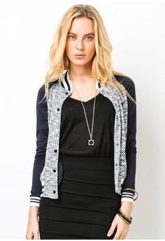 Raglan Varsity Jacket