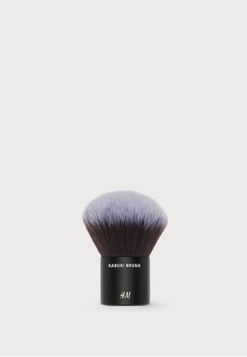 H&M black Kabuki Brush 17735BE42886F1GS_1