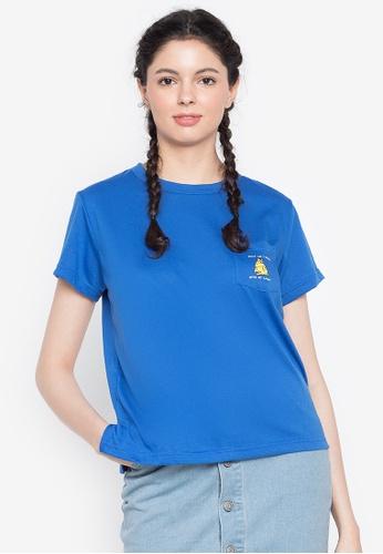 Artwork blue Lives T-Shirt 45A97AA71465B3GS_1