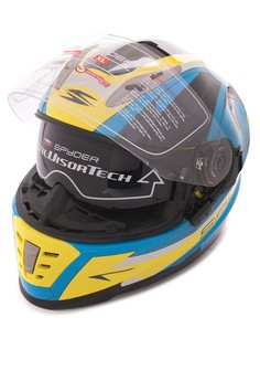Shift GD 972 XL Moto Helmet