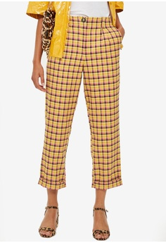 a1a4cda48b8c Shop TOPSHOP Cropped Pants for Women Online on ZALORA ...