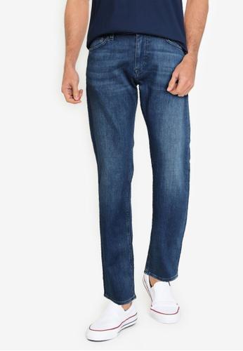 BOSS 藍色 Maine3+ Wash Jeans - BOSS Men 4CE8AAA625513DGS_1