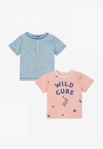Gingersnaps multi Baby Boys Wildcubs Bundle E5DB1KA89CEAB7GS_1