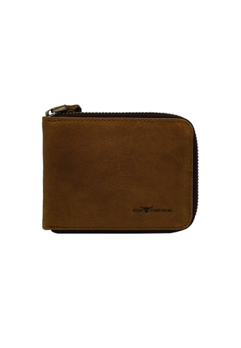 EXTREME Extreme Leather Fullzip Wallet E3190ACDEEB1D3GS_1
