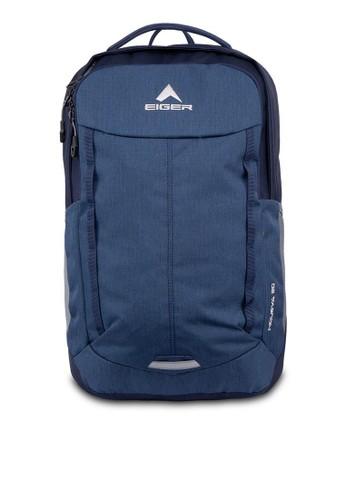 Eiger navy Noueva Laptop Backpack 20L 7F495AC28D9E56GS_1