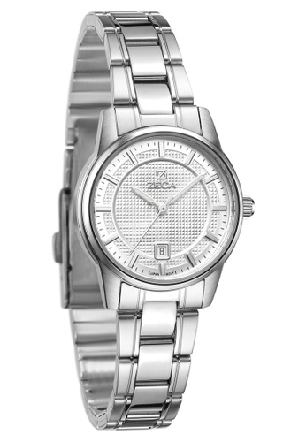 ZECA silver Zeca Watches Couple Ladies Fashion - 311L Silver ZE260AC78SLDSG_1