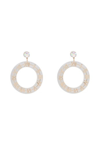 ALDO gold Magical Pierced Earrings CD654AC5282197GS_1