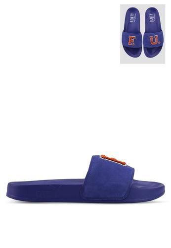 f63de8e2bf2df Puma Select blue Leadcat Fenty FU Shoes 53343SHB9B03B6GS 1