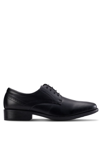 Louis Cuppers black Business Shoes LO977SH76AZFMY_1