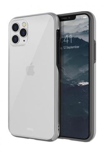 Uniq silver Uniq Hybrid iPhone 11 Pro Max (6.5) Vesto Hue - Silver(Silver) D8FA1ESA20B6BEGS_1