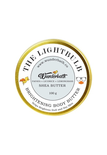 Wunderbath Brightening Body Butter All Natural WU584BE95JMMMY_1