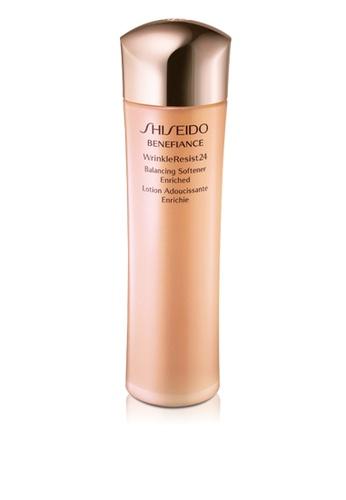Shiseido gold Benefiance WrinkleResist24 Balancing Softener Enriched, 150ml 07DFDBE16C1F88GS_1