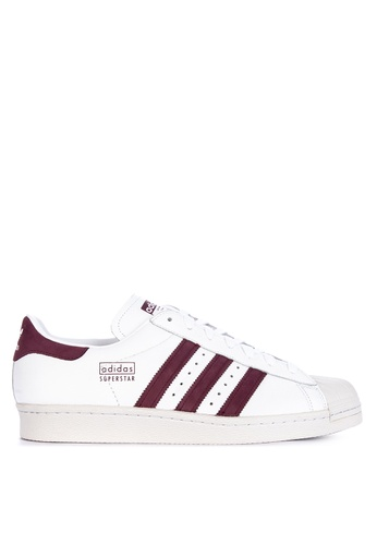 adidas white adidas originals superstar 80s BC3B8SH407AB36GS_1