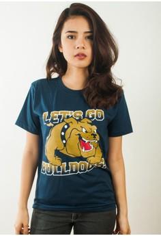 Let's Go Bulldogs!