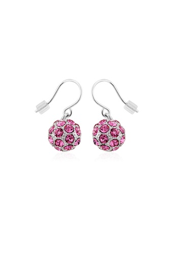 Urban Outlier pink OUXI Happiness Earrings 65982AC51E23ADGS_1