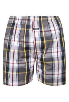 Checkered Boxer Shorts