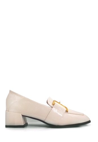 Twenty Eight Shoes white Classic High Vamp Shoes VL23012 74759SH4E580DBGS_1