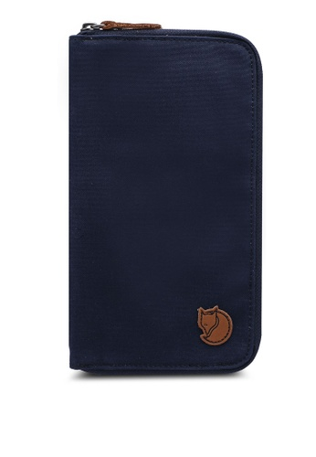 Fjallraven Kanken blue Travel Wallet 471F2AC2D3EEF8GS_1