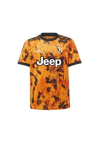 ADIDAS orange adidas Juventus 20/21 Third Jersey 43E89KAAE1E9EDGS_1