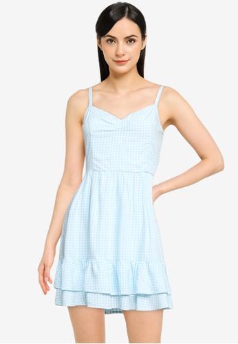 Hollister green Bare Short Dress 55173AAF58E5C4GS_1