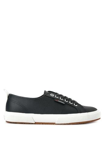 Superga black 2750-Fglu Sneakers SU138SH0JF7BPH_1