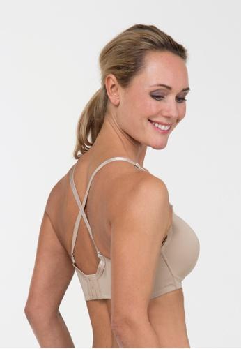 02ea7b5b96b87 Buy Bove by Spring Maternity Maia Microfibre Bra Nude Online on ZALORA  Singapore