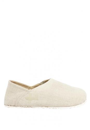 OTZ Shoes grey Espadrille Men's Shoe 07DE7SHCC1CB37GS_1