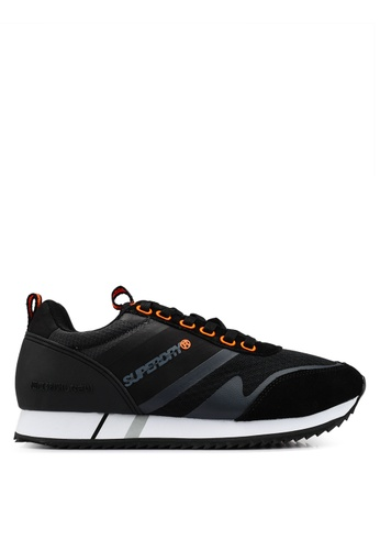 Superdry black Fero Runners D2379SH41C016EGS_1