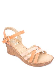 Parma Wedge Sandals