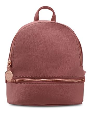 Rubi pink Mini Mia Backpack 41FDBACD16B73BGS_1