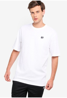 3d1798881 Puma white Sportstyle Prime Downtown Tee CE531AA6D5EB68GS_1