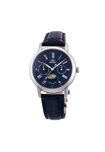 Orient blue Orient Sun & Moon Lady ORRA-KA0004L 6A492ACC48BA64GS_1