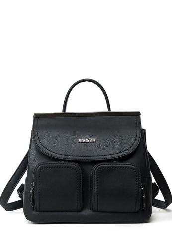 TCWK black Ladies Handbag TC258AC36YMHMY_1