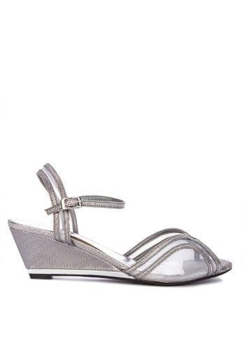 c1510d8b3bb Shop Gibi Ankle Strap Wedges Online on ZALORA Philippines